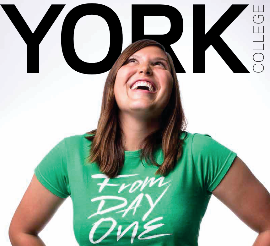 York College From Day One